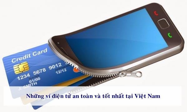 Ví điện tử là kênh thanh toán trực tuyến hiệu quả và an toàn