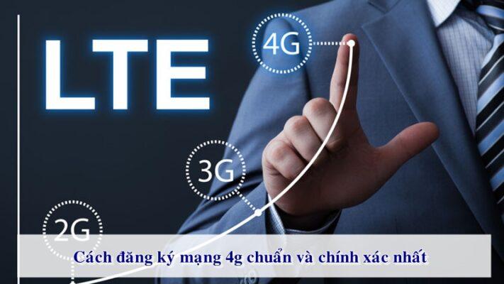 Mạng 4G mang đến kết nối siêu tốc trên điện thoại, và các thiết bị di động khác