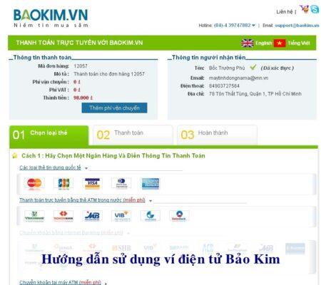 Bảo Kim liên kết với 28 ngân hàng