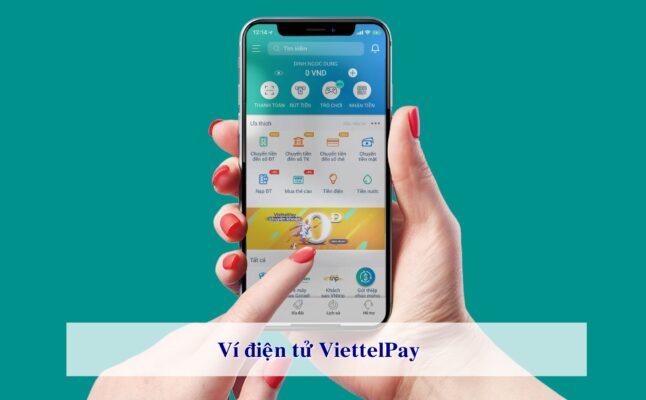 Ví điện tử ViettelPay